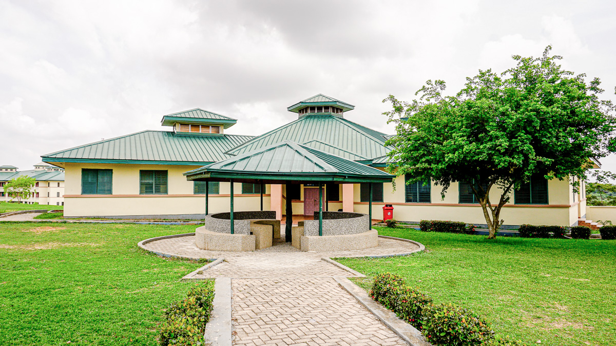 Boarding House for Prep School Boys in ICS Pakyi Campus, Kumasi