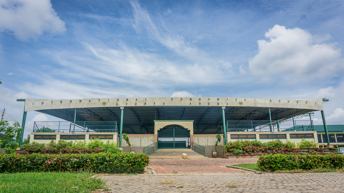 ICS Ghana Pakyi Campus Sports Arena