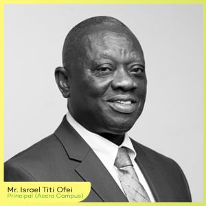 Principal of ICS Accra Campus
